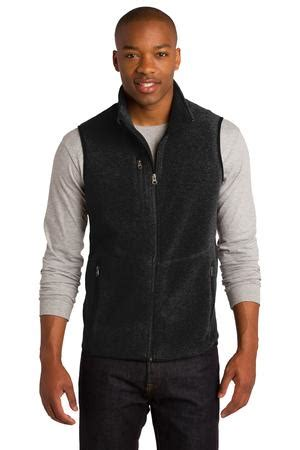 Vest Zipper Homecoming Station Apparel port authority r tek pro fleece zip vest style f228 casual clothing from the best apparel