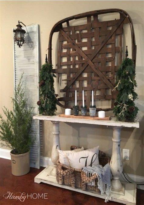 farmhouse decor gift basket tobacco basket farmhouse decor and decor on