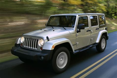 jeep wrangler unlimited 3 8 rubicon 2007 parts specs