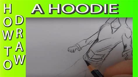 Ucan Hoddie how to draw a hoodie