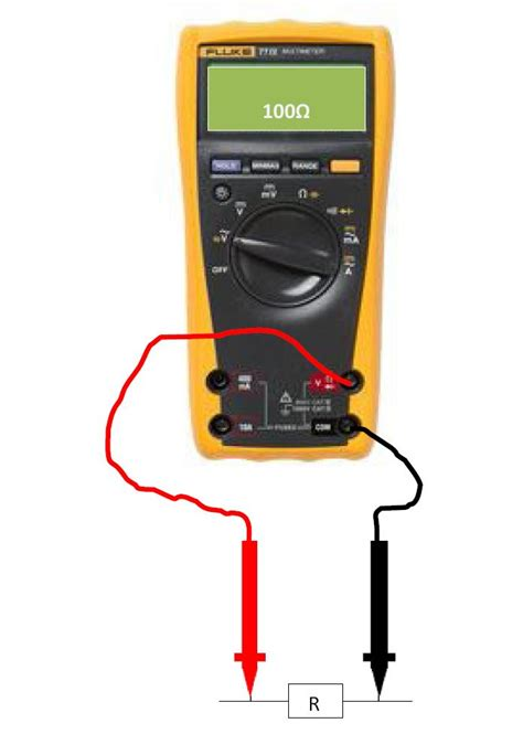 how to test a resistor with digital multimeter how to use a multimeter learning instrumentation and engineering