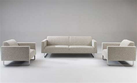 mare lounge chair with fixed cushions hivemodern