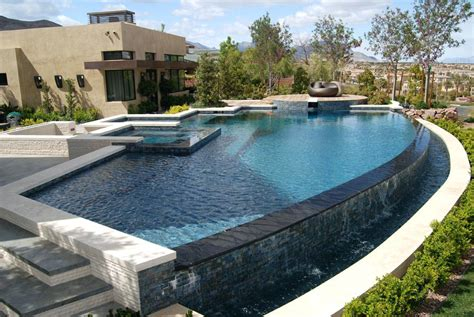 infinity pool designs infinity edge pool bullyfreeworld com