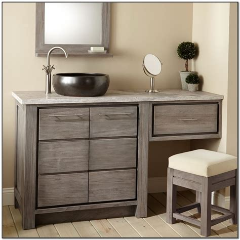 Sink And Makeup Vanity Combo Sink And Faucets Home