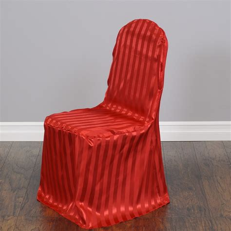 Discount Chair Covers Wholesale by Wholesale Cheap Fancy Striped Satin Banquet Chair Cover