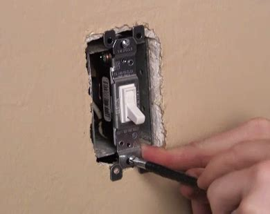 how to install a single pole light switch gt how to