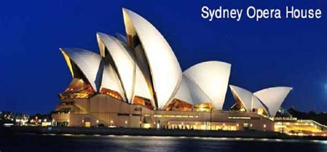sydney opera house the tourist destination with the best sydney top tourist attractions and sightseeing australia