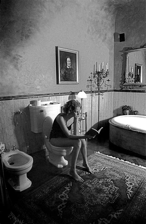 The Bathroom Muse | by Charles Simic | NYR Daily | The New