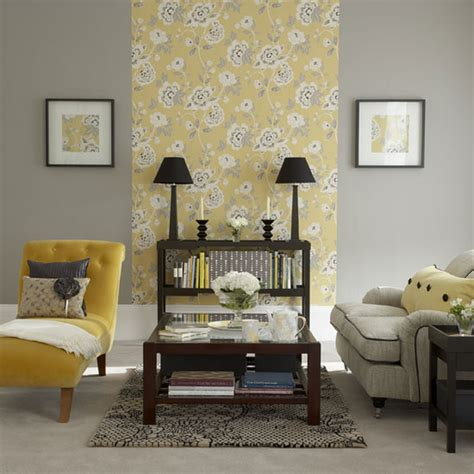 gray and yellow living room color inspiration yellow gray