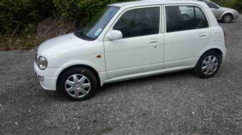 daihatsu perodua perodua 2003 kenari gx blue 5 door estate 1 0 car for sale