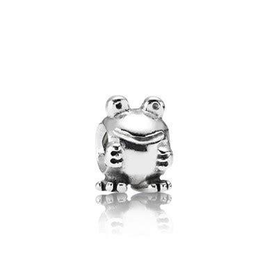 frog charm 790247 charms pandora