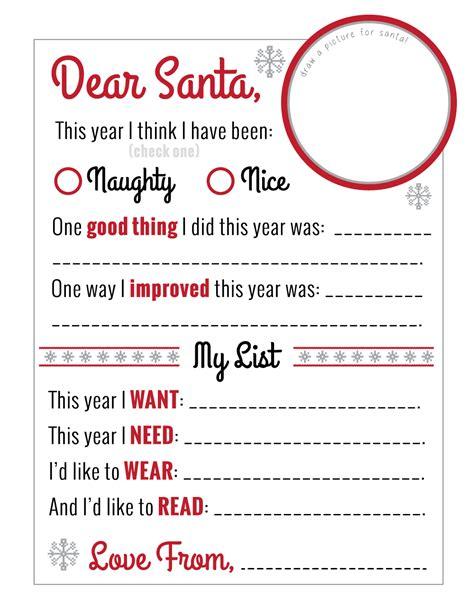 letter to santa template free printable kays makehauk co