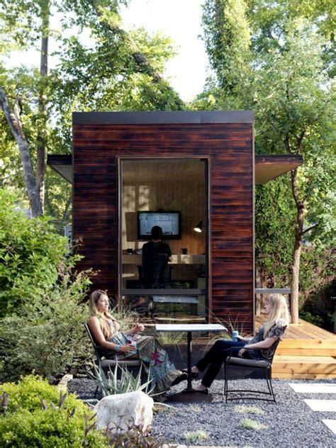 construction   wooden house garden  examples