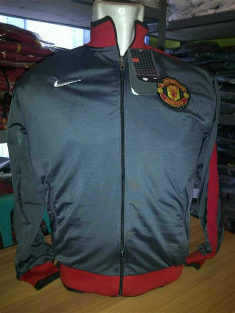 ready stock jaket bola klub dan negara 24 july 2012 grab it fast manchester united madrid