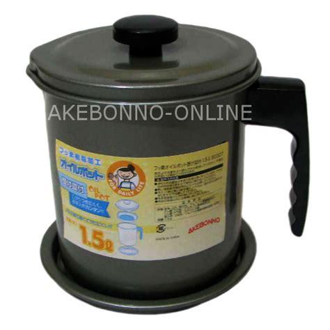 Pot Tempat Saringan Minyak pot tempat minyak