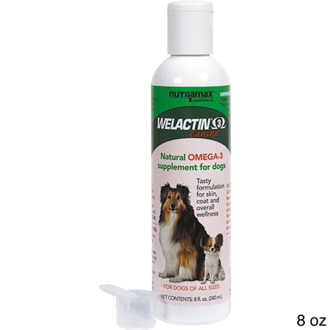omega 3 supplements for dogs welactin canine liquid omega 3 supplement for dogs