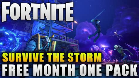 will fortnite be split screen fortnite news quot free month one pack quot fortnite survive the