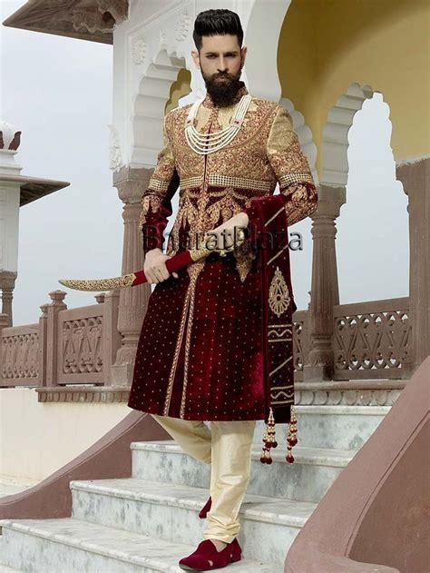 Best 25  Sherwani groom ideas on Pinterest   Sherwani