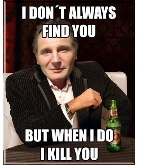 Liam Neeson Memes - liam neeson meme picture despicable me pinterest