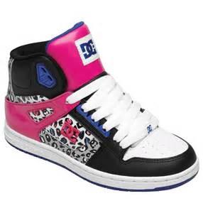 dc shoe dc shoes whit leopard leopard print