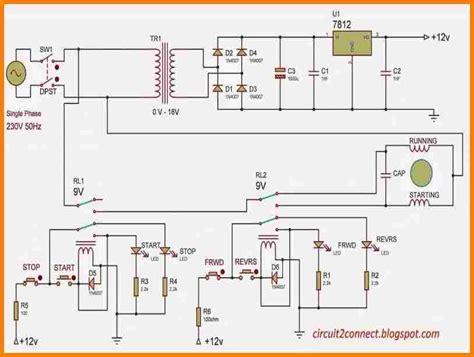 hvac contactor relay wiring diagram wiring diagrams