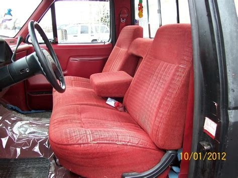 1990 f150 bench seat lets see those seat swaps ford truck enthusiasts forums