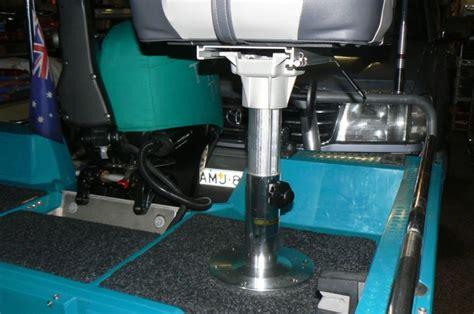 boat seat pedestals australia aluminium boat seat pedestal adjustable height for sale