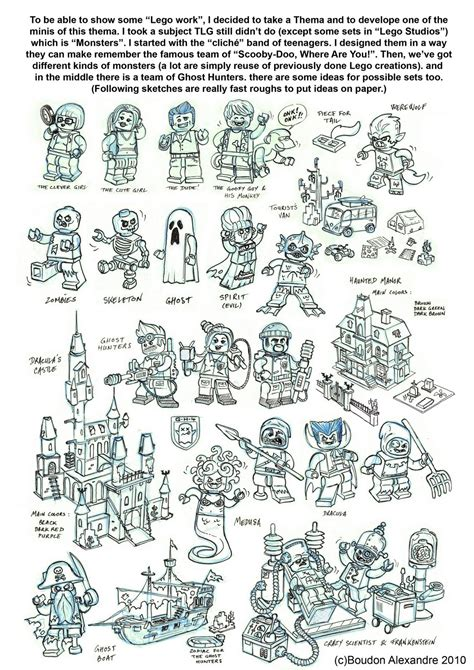 coloring pages lego monster fighters the sw creature brickipedia fandom powered by wikia
