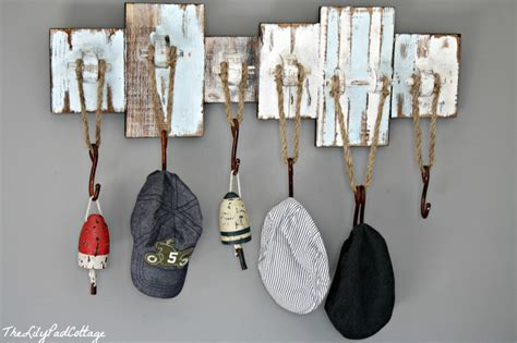 hang up your fedoras and stetsons with these 22 diy hat racks