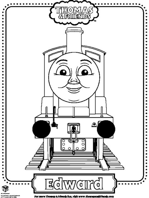 thomas and friends coloring pages edward coloringstar