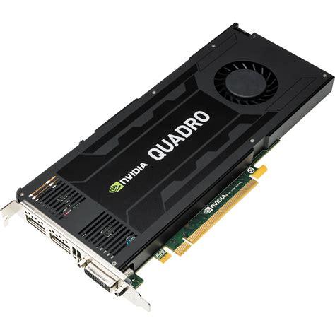 Graphic Card Quadro Hp Nvidia Quadro K4200 4gb Gddr5 Graphics Card Promo J3g89at