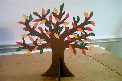 make tree guest tutorial how to make an autumn tree decoration