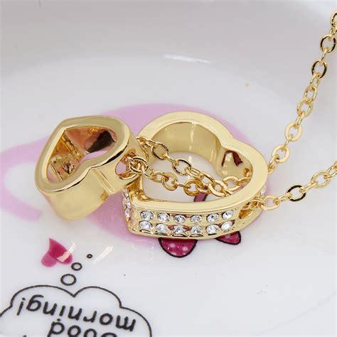 cadenas de oro mujer ebay collares cadenas de oro para mujer 18k joyas joyeria fina
