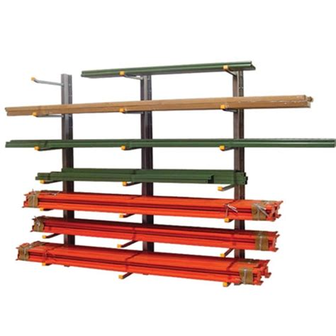 Cantilever Storage Racks by Wall Cantilever Racks Ziglift