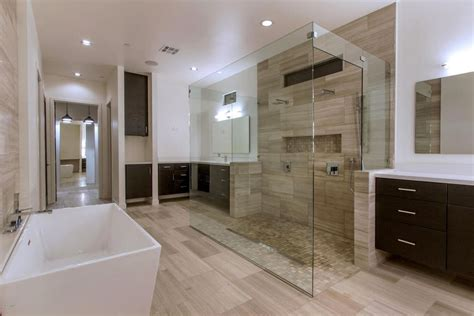contemporary modern bathrooms contemporary master bathroom in paradise valley az