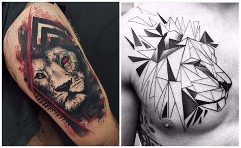 imagenes leones para tatuar tatuajes de leones y leonas un gran recopilatorio de