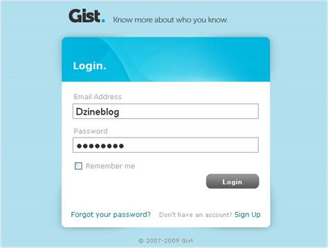 36 beautiful login page form designs web forms
