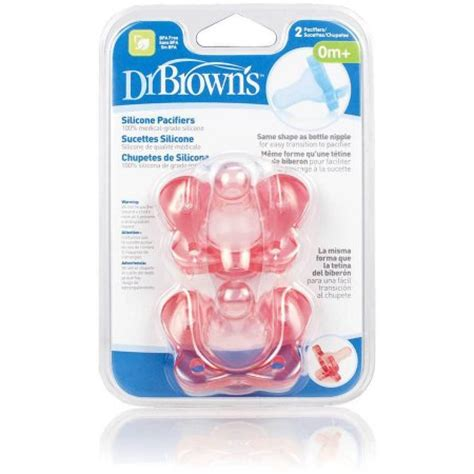 dr brown s 1 silicone pacifier bpa free walmart