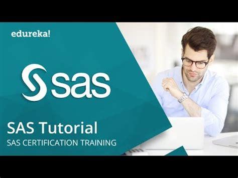sas tutorial online video sas tutorials for beginners sas training sas tutorial