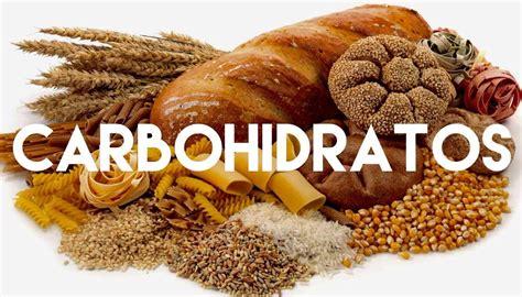 alimentos de carbohidratos carbohidratos youtube