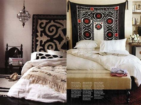 25 best ideas about tapestry headboard on diy