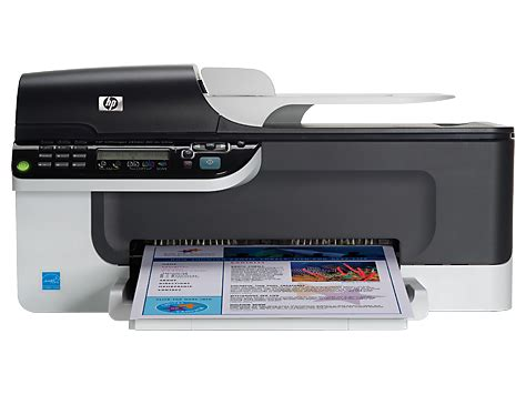 Printer Hp Officejet All In One hp officejet j4550 all in one printer drivers and