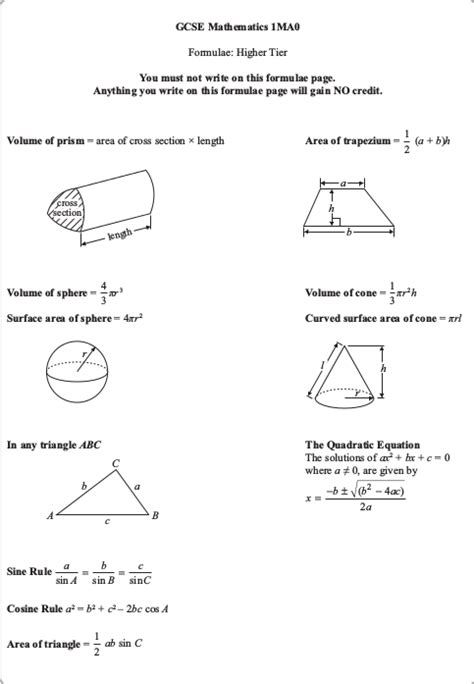 1316624315 prism level student s book with edexcel gcse mathematics a higher tier 1ma0 1h 4th