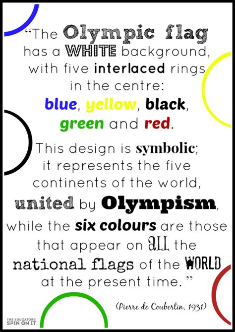 olympic ring colors the 25 best olympic rings colors ideas on the