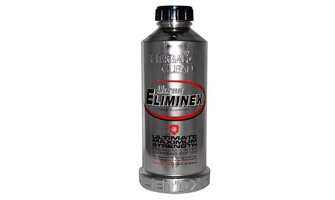 Ultra Eliminex Premium Detox by Herbal Clean Ultra Eliminex Detox 32 Ounces Groupon