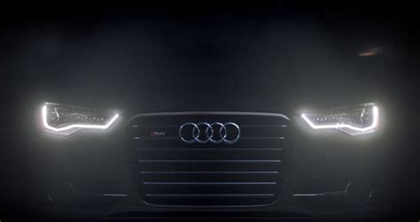 audi commercial audi showcases led technology in new commercial