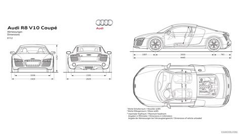 Audi R8 Dimensions by 2013 Audi R8 V10 Dimensions Hd Wallpaper 38 1920x1080