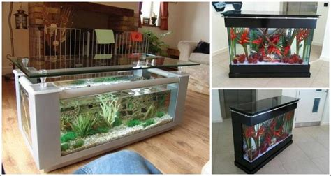 tisch kanopy diy fish tank bar fish tank stand and canopy fish tank