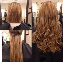 hair extensions for hair before and after 10 best images about hair extensions on pinterest before