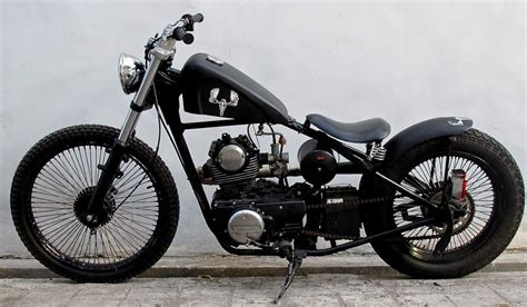 1982 kawasaki binter 200cc chopper island motorcycles